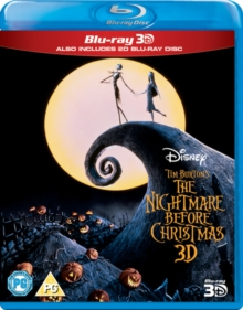 The Nightmare Before Christmas, Blu-ray
