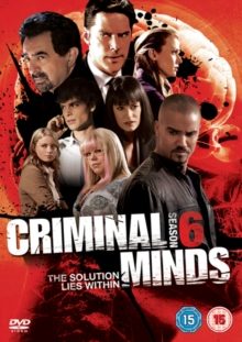 Criminal Minds: The Sixth Series, DVD