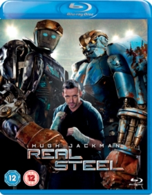 Real Steel, Blu-ray