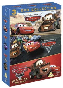 Cars/Cars 2/Cars Toon - Mater's Tall Tales, DVD