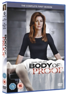 Body of Proof: The Complete First Season, DVD