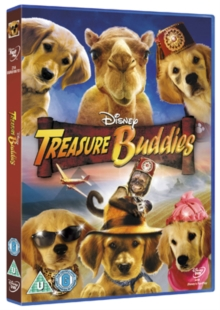 Treasure Buddies, DVD