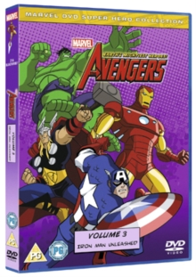 The Avengers - Earth's Mightiest Heroes: Volume 3, DVD
