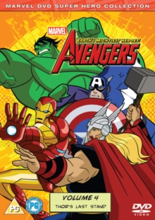 The Avengers - Earth's Mightiest Heroes: Volume 4, DVD DVD
