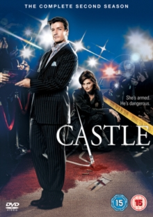Castle: The Complete Second Season, DVD
