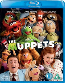 The Muppets, Blu-ray