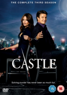 Castle: The Complete Third Season, DVD