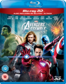 Marvel Avengers Assemble, Blu-ray