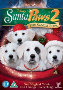 Santa Paws 2 - The Santa Pups, DVD