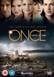 Once Upon a Time: The Complete First Season, DVD  DVD