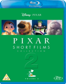 Pixar Shorts Films Collection: Volume 2, Blu-ray  BluRay