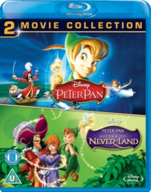 Peter Pan/Peter Pan: Return to Never Land (Disney), Blu-ray