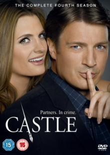Castle: The Complete Fourth Season, DVD  DVD