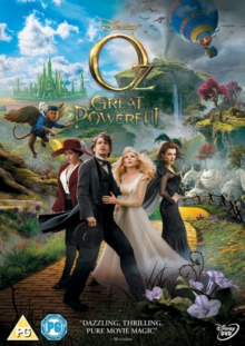 Oz - The Great and Powerful, DVD