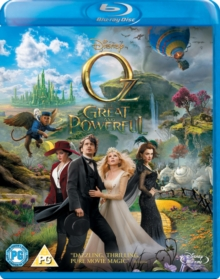Oz - The Great and Powerful, Blu-ray