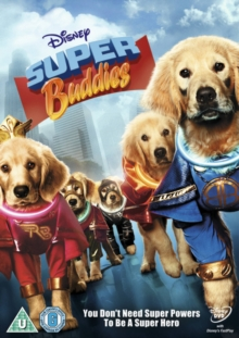 Super Buddies, DVD