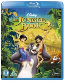 The Jungle Book 2 (Disney), Blu-ray