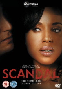 Scandal: The Complete Second Season, DVD