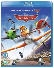 Planes, Blu-ray  BluRay