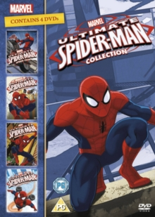 Ultimate Spider-Man: Collection, DVD
