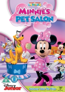 Mickey Mouse Clubhouse: Minnie's Pet Salon, DVD