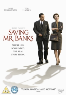 Saving Mr. Banks, DVD
