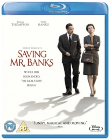 Saving Mr. Banks, Blu-ray  DVD