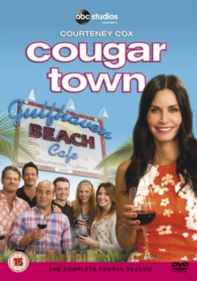 Cougar Town: Season 4, DVD