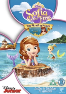Sofia the First: The Floating Palace, DVD
