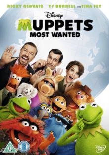 Muppets Most Wanted, DVD
