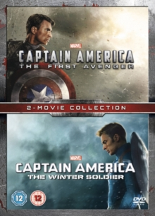 Captain America: The First Avenger/The Winter Soldier, DVD