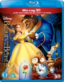 Beauty and the Beast (Disney), Blu-ray