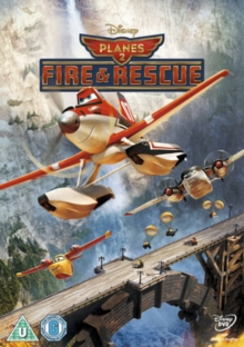 Planes: Fire and Rescue, DVD  DVD