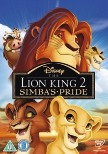 The Lion King 2 - Simba's Pride, DVD DVD