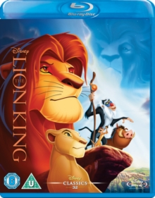 Lion King, Blu-ray