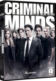 Criminal Minds: Season 9, DVD  DVD