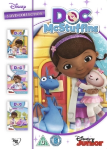 Doc McStuffins: Mobile Clinic/Time for Your Check Up/A Little..., DVD