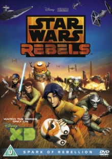Star Wars Rebels: Spark of Rebellion, DVD  DVD