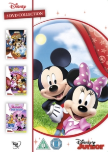 Mickey Mouse Clubhouse: Minnie-rella/Quest for Crystal Mickey/..., DVD  DVD