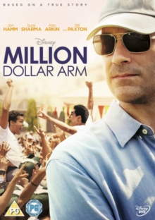 Million Dollar Arm, DVD