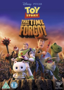 Toy Story That Time Forgot, DVD