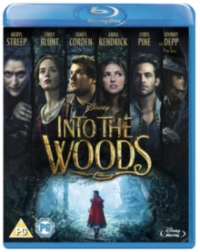 Into the Woods, Blu-ray