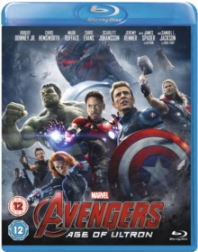 Avengers: Age of Ultron, Blu-ray