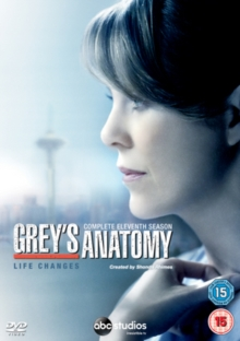 Grey's Anatomy: Complete Eleventh Season, DVD