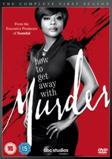 How to Get Away With Murder: The Complete First Season, DVD
