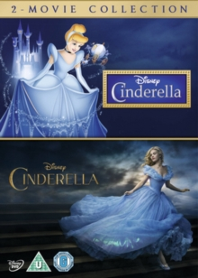 Cinderella: 2-movie Collection, DVD