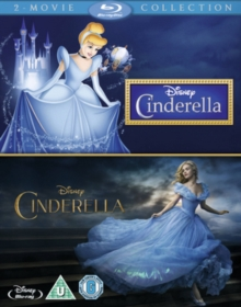 Cinderella: 2-movie Collection, Blu-ray