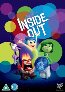 Inside Out, DVD  DVD