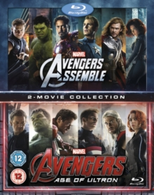 Marvel Avengers Assemble/Avengers: Age of Ultron, Blu-ray