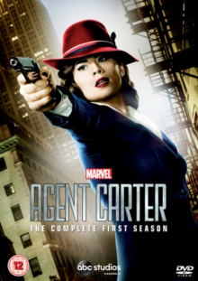 Marvel's Agent Carter: The Complete First Season, DVD